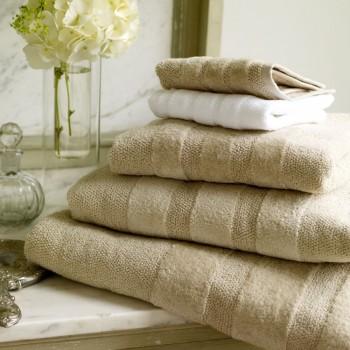 Toalha de banho, toalha de rosto, toalhas de mãos em algodão jacquard