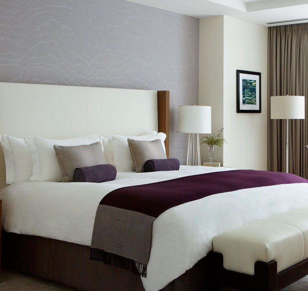 Textile Hotel Bed Room | Teamstone | TeamStone