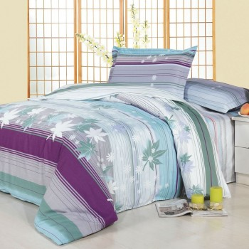 Duvet Cover - Printed, Pillow Cases, Flat Sheet - Printed, Fitted Sheet