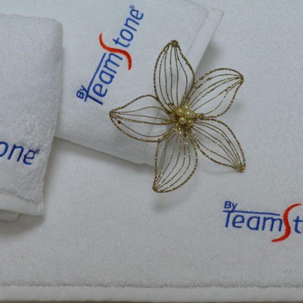 Bath sheet, face towel, guest towel and bathmat