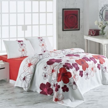 Duvet Cover - Printed, Sheets, Flat Sheet, Fitted Sheet, Pillow Cases-Printed.
