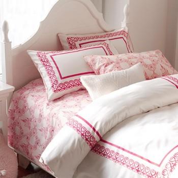 Duvet, Pillow Cases - Embroidered, Decorative Pillows.